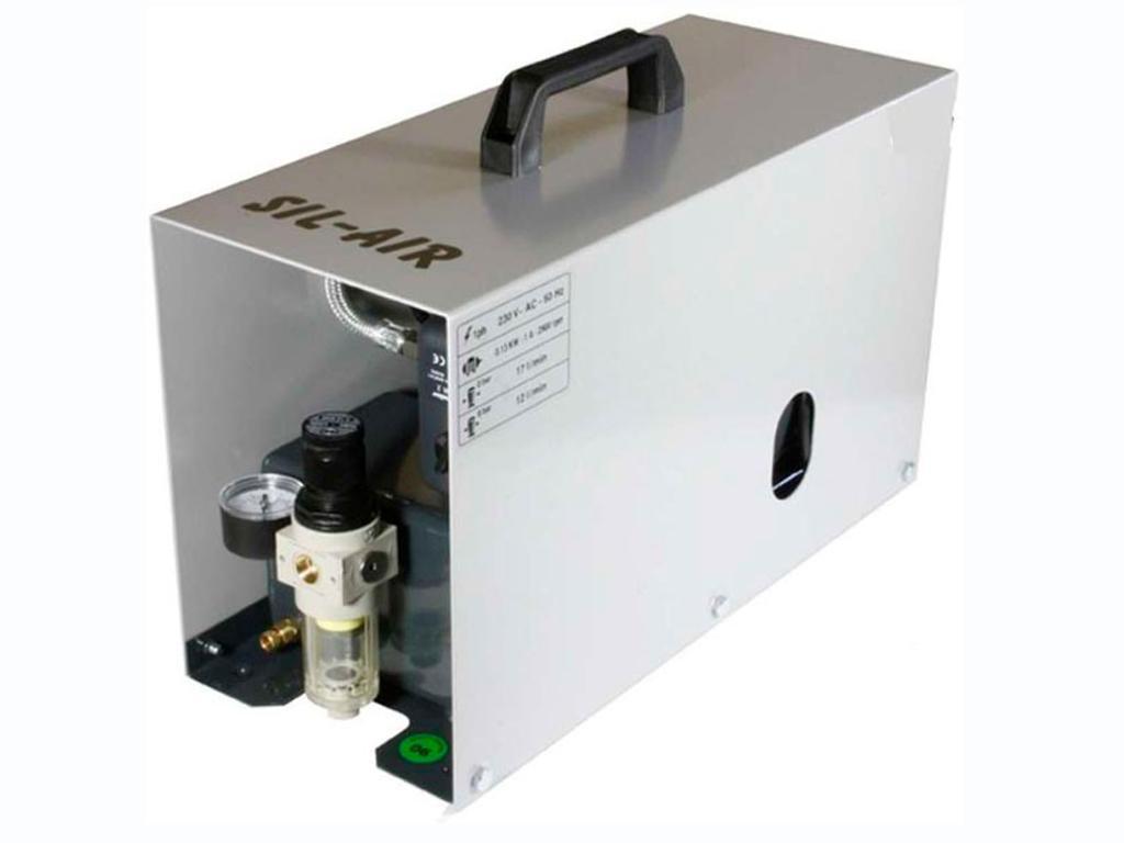 Compresor Silair 15 A (Vista 1)