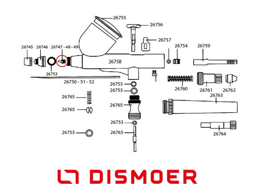 Obturador 0,3mm (Vista 1)