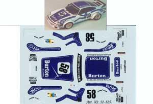 Calca Porsche 934  (Vista 1)