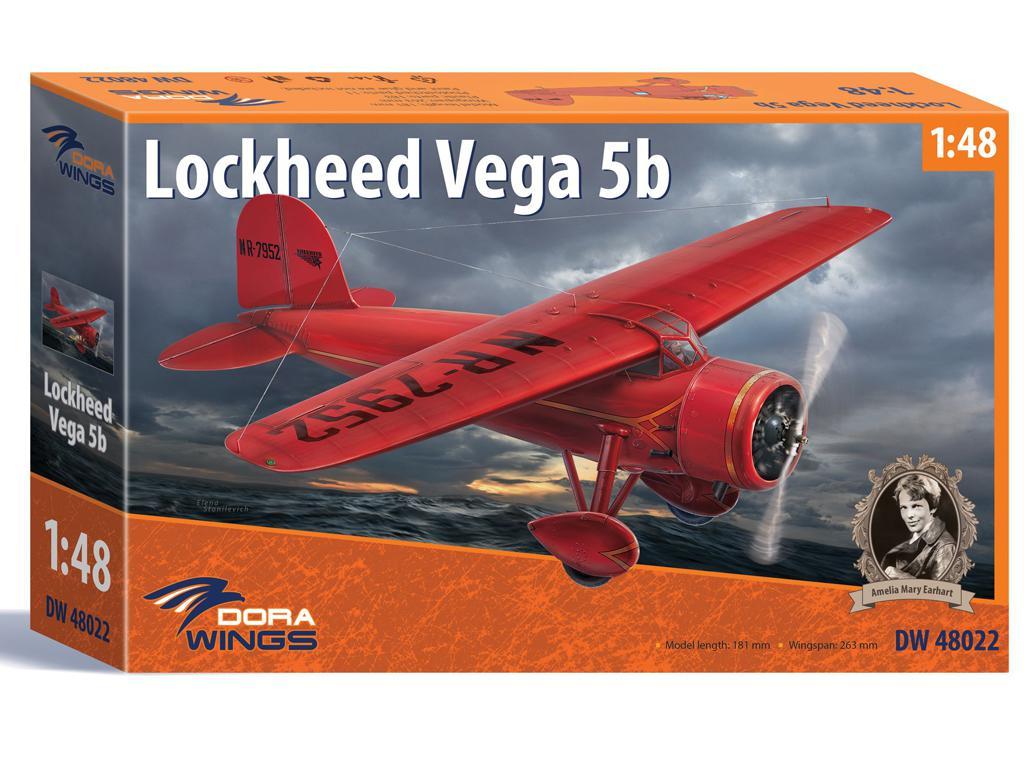 Lockheed Vega 5b (Vista 1)