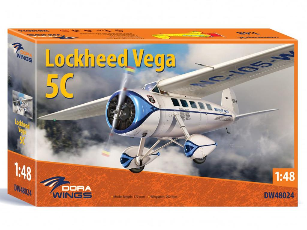 Lockheed Vega 5C (Vista 1)