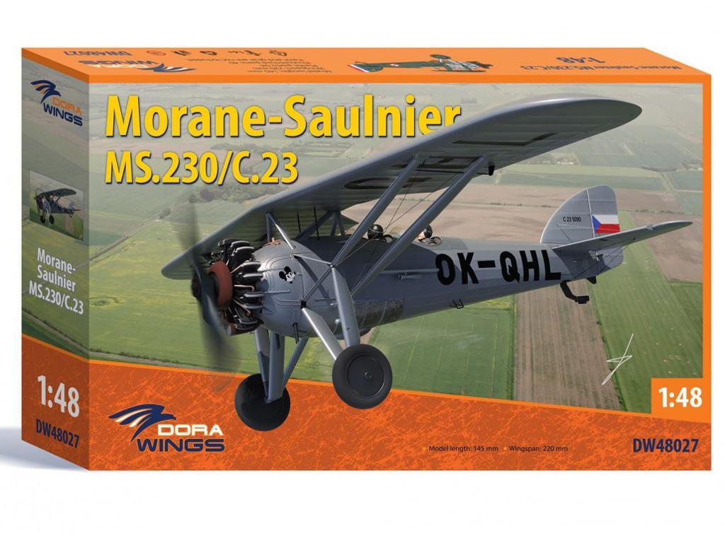 Morane-Saulnier MS.230/C-23 (Vista 1)