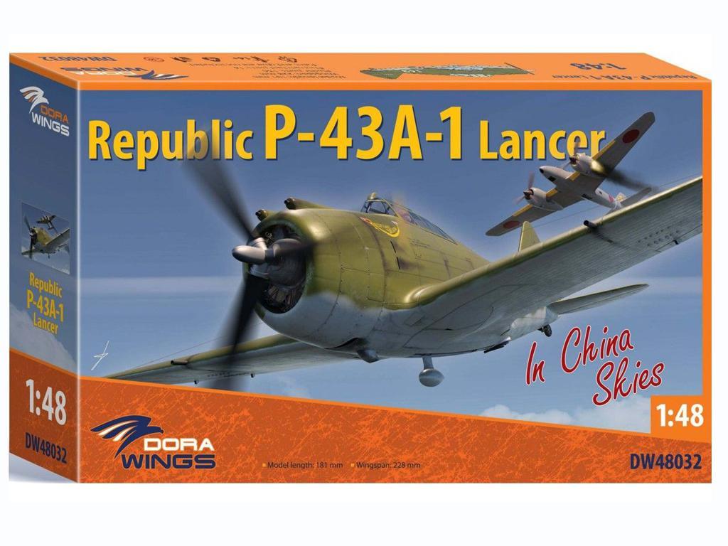 Republic P-43A Lancer, China AF (Vista 1)