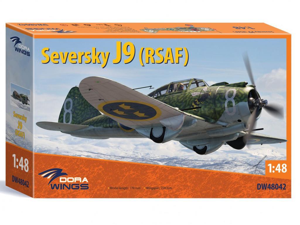 Seversky J9 (Vista 1)