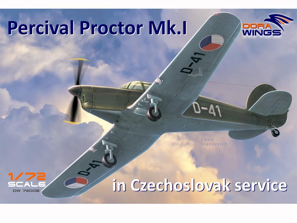 Percival Proctor Mk.1 (Vista 1)
