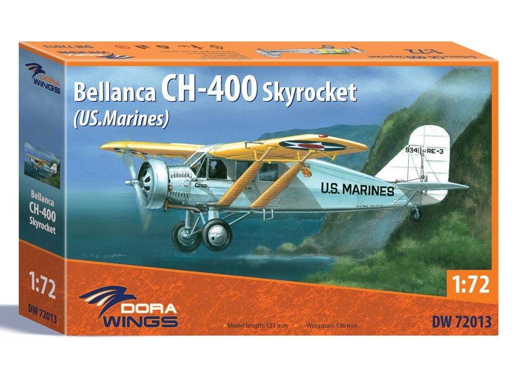 Bellanca CH-400 Skyrockets (Vista 1)