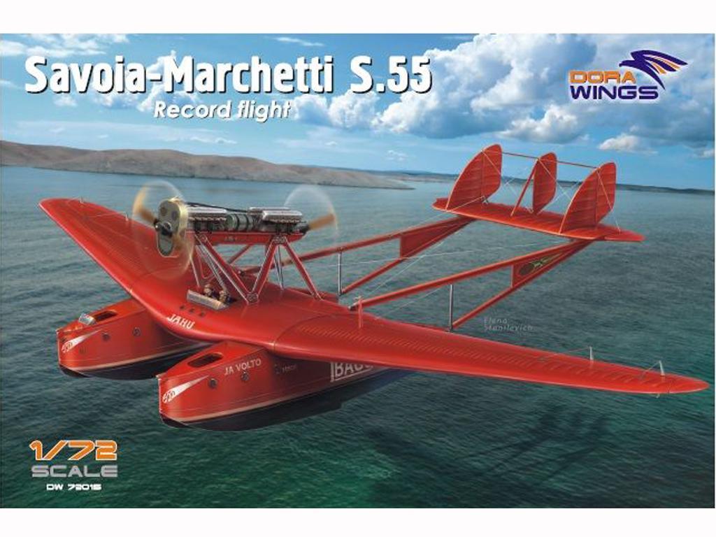 Savoia-Marchetti S.55 (Vista 1)