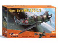 Marcel Bloch MB.155C.1 (Vista 2)
