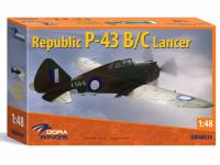 Republic P-43 Lancer (Vista 2)