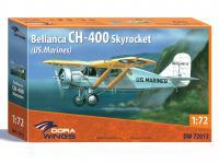 Bellanca CH-400 Skyrockets (Vista 2)