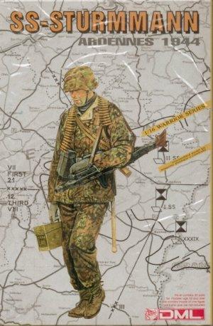 Sturmmann Ardennes 1944  (Vista 1)