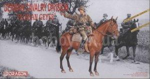 German Soldier of Cavalry 8Th SS Divisio  (Vista 1)
