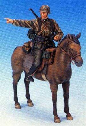 German Soldier of Cavalry 8Th SS Divisio  (Vista 2)