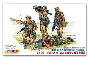 Modern US 82nd Airborne Troops  (Vista 1)