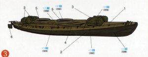Comandos británicos SBS con Kayak  (Vista 4)