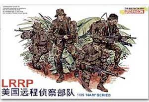 Comandos USA LRRP Vietnam  (Vista 1)