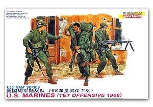 US marines ofensiva del Tet  (Vista 1)
