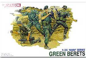 Boinas verdes  (Vista 1)
