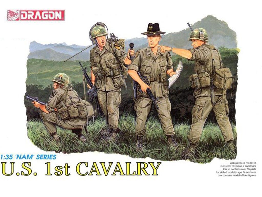 U.S. 1st Cavalry   (Vista 1)