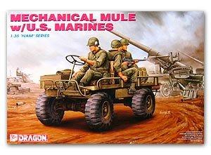 Mechanical Mule w/U.S. Marines  (Vista 1)