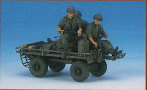 Mechanical Mule w/U.S. Marines  (Vista 2)