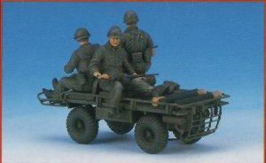 Mechanical Mule w/U.S. Marines  (Vista 3)