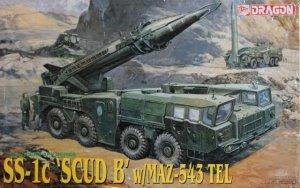 SS-1c Scud B con MAZ 543 - Ref.: DRAG-3520