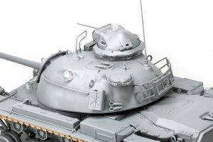 U.S. Army M48A3 Mod.B Patton  (Vista 5)
