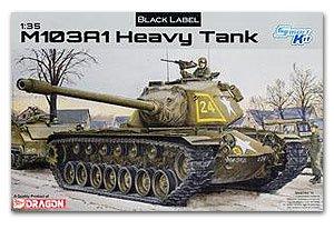 US M103A1 Heavy Tank  (Vista 1)