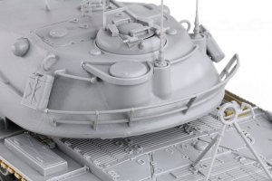 US M103A1 Heavy Tank  (Vista 5)