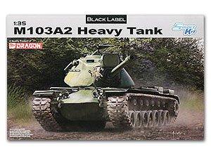 USMC M103A2 Heavy Tank  (Vista 1)
