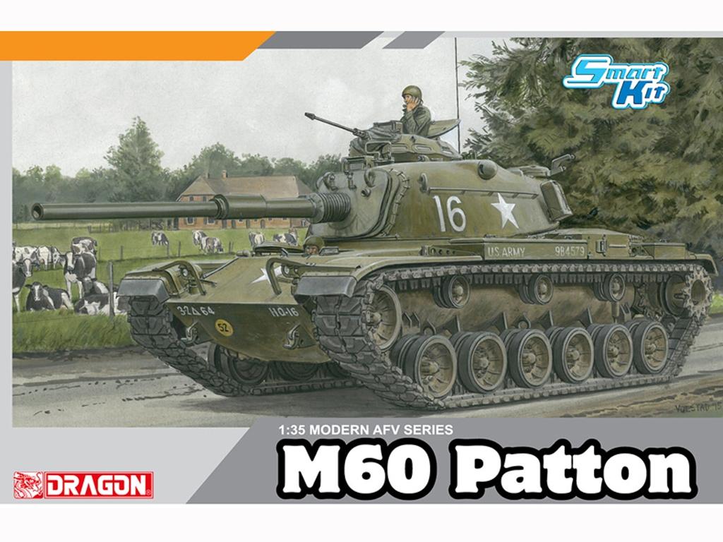 U.S. M60 Patton  (Vista 1)