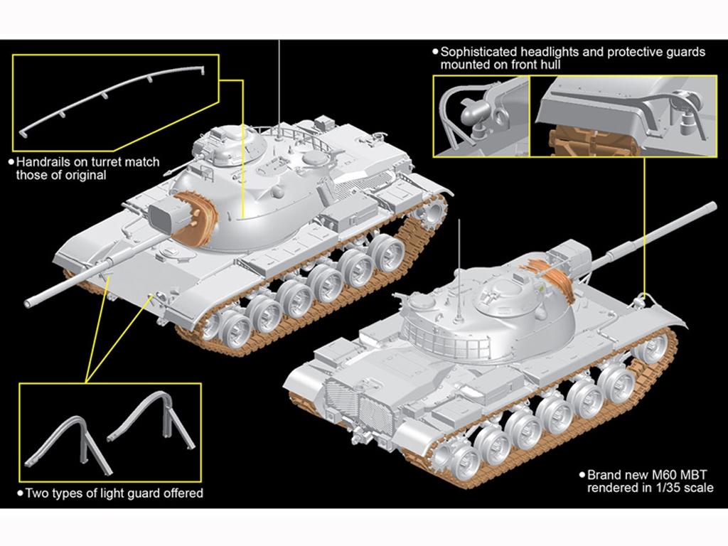 U.S. M60 Patton  (Vista 2)