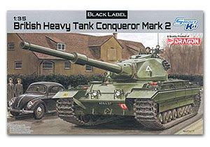 British Heavy Tank Conqueror  (Vista 1)