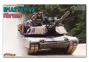 M1A2 Abrams SEP V2  (Vista 1)