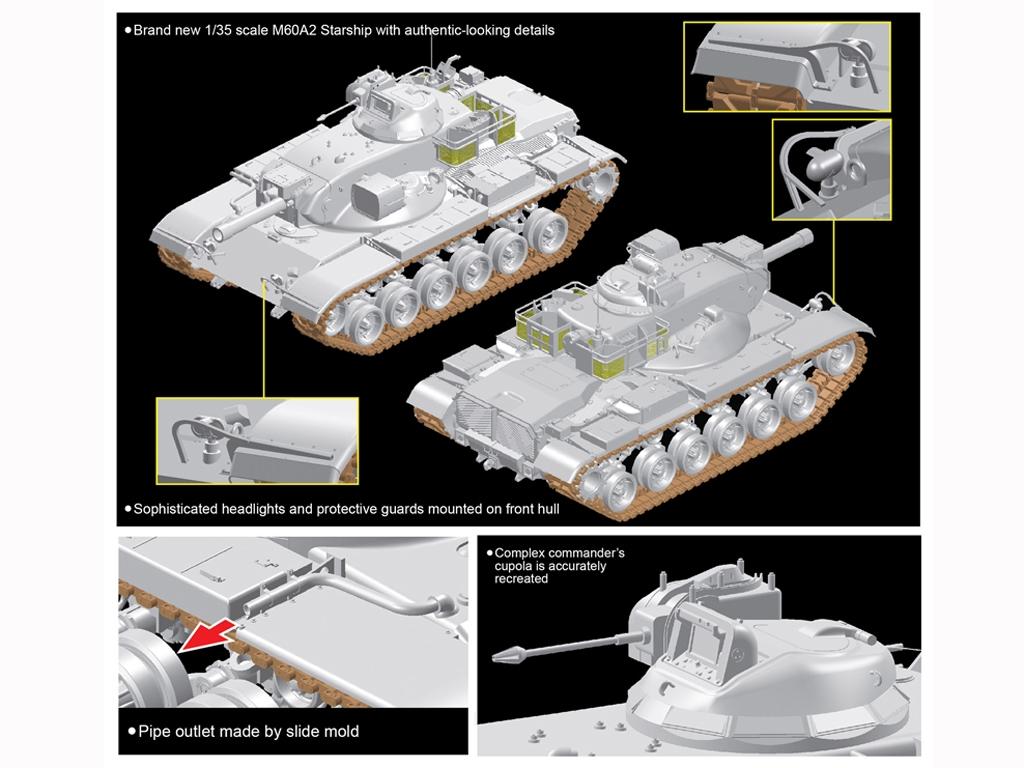 M60A2 Starship  (Vista 2)