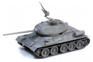 Syrian T34/85 - The Six Day War  (Vista 2)