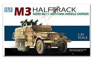 IDF M3 Halftrack Nord SS.11 Anti-Tank Mi  (Vista 1)
