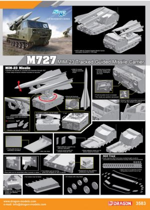 M727 MIM-23 Tracked Guided Missile Carri  (Vista 2)