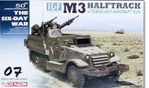 IDF M3 HALFTRACK w/TCM-20 Anti-Aircraft   (Vista 1)