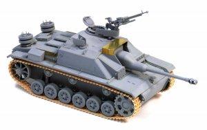 Arab StuG.III Ausf.G - The Six Day War  (Vista 2)