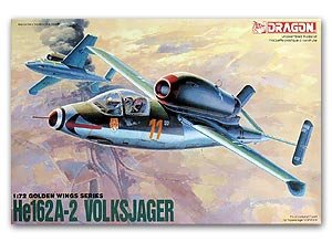 Heinkel HE 162A-2  (Vista 1)