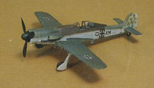 Focke-Wulf Ta 152C-0    (Vista 3)