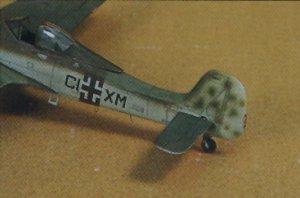 Focke-Wulf Ta 152C-0    (Vista 5)