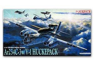 Ar234C-4 w/V-1 Huckepack  (Vista 1)