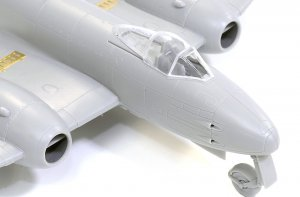 Gloster Meteor F.3   (Vista 2)