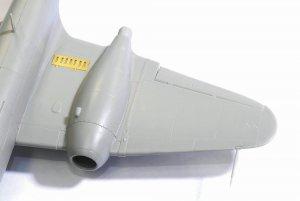 Gloster Meteor F.3   (Vista 5)