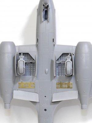 Gloster Meteor F.3   (Vista 6)
