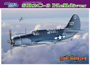 SB2C-3 Helldiver  (Vista 1)