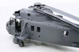 Sea King HC.4, Falklands War  (Vista 5)